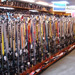 Rental of skis and snowboards